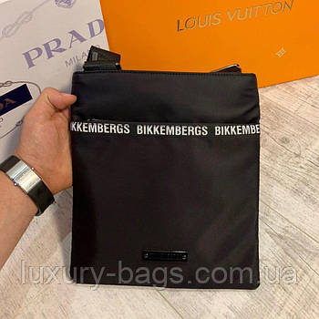 Чоловіча текстильна сумка Bikkembergs