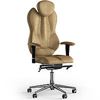 Кресло KULIK SYSTEM GRAND Антара с подголовником без строчки Дюна 4-901-BS-MC-0311, КОД: 1689758