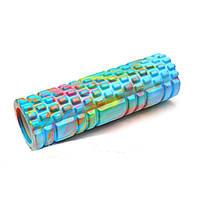 Ролик массажный для йоги EVA 29.5 х 9 см (2126)