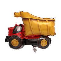 Шар фольгированный мини грузовик 30 см 1839