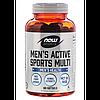 Now Foods Men's Active Sports Multi - 180 Софт Гель