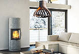 Люстра деревянная СОНЦЕ by smartwood | Люстра лофт | Дизайнерский потолочный светильник, фото 3