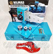 Паяльник для пластикових труб VILMAS 600-PW-3