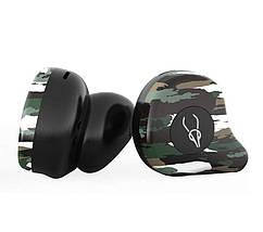 Беспроводные Bluetooth наушники Sabbat X12 Ultra Amazon c поддержкой aptX (Хаки), фото 2