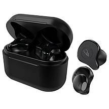 Беспроводные Bluetooth наушники Sabbat X12 Pro Black с чехлом для зарядки 750 мАч (Черный), фото 2