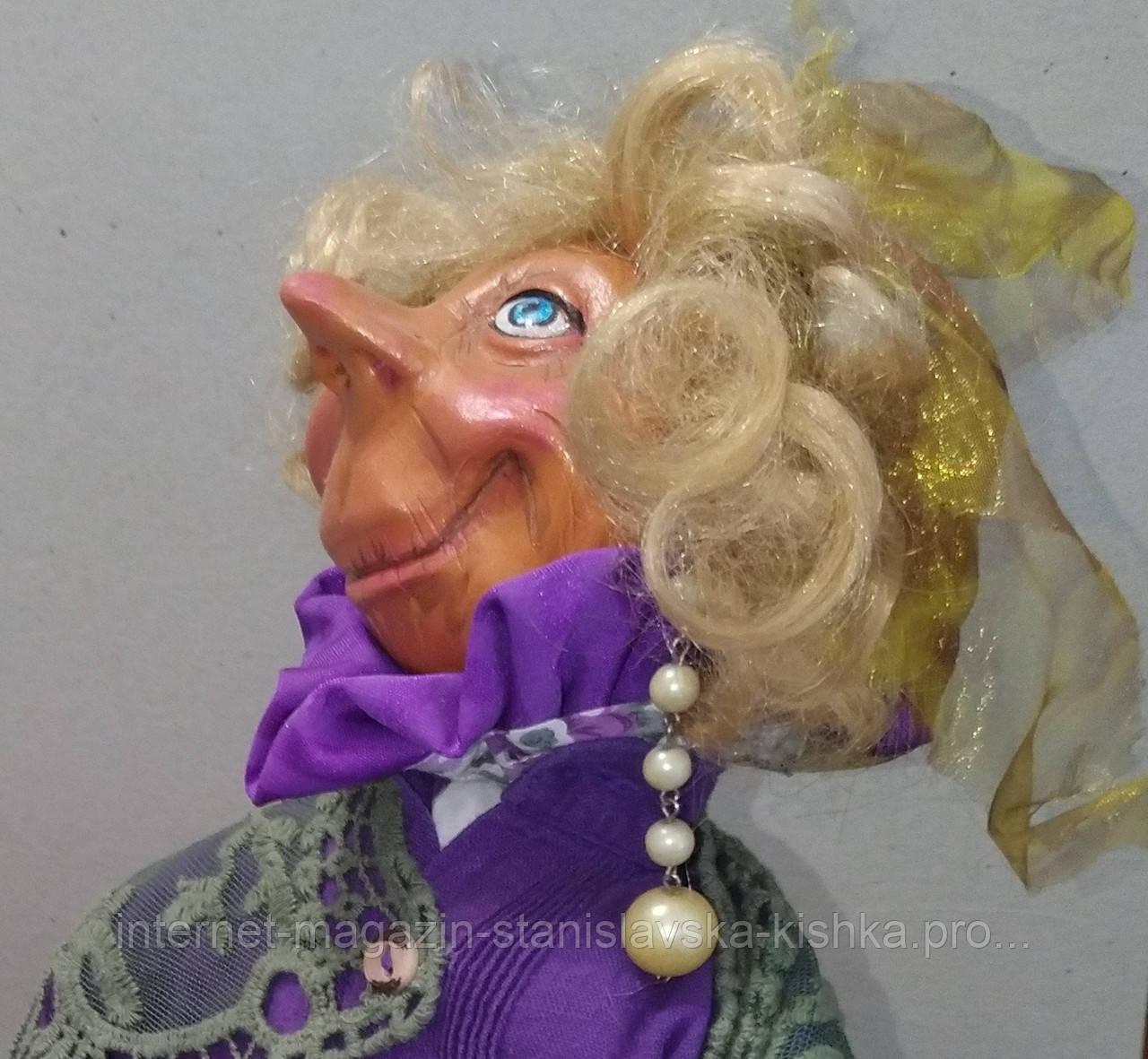 Авторська лялька ручної роботи BEFANA, 50см