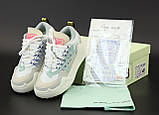 Жіночі кросівки 0FF-White 0dsy-1000 Sneaker, фото 6