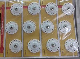 Кнопки пришивные 25 мм
