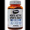 Now Foods Men's Active Sports Multi - 90 Софт Гель