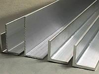 Уголок алюминиевый 10х8х2 АД31 Т5 без покрытия