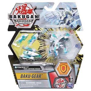 Bakugan Armored Alliance: ультра Бакуган Пегатрикс с оружием (Pegatrix) Spin Master