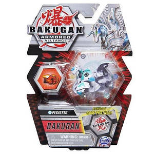 Bakugan Armored Alliance Бакуган Пегатрикс Хаос (Pegatrix) Spin Master