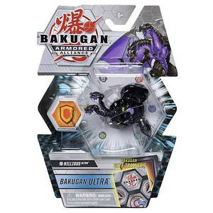 Bakugan Armored Alliance: ультра Бакуган Ниллиус (Nillious ultra) Spin Master