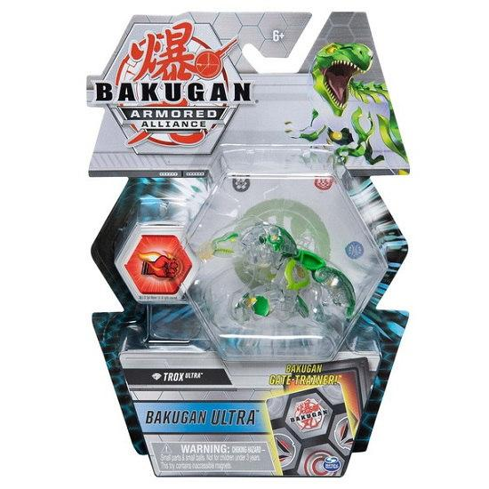 Bakugan Armored Alliance: ультра Бакуган Трокс Бриллиант (Trox ultra) Spin Master