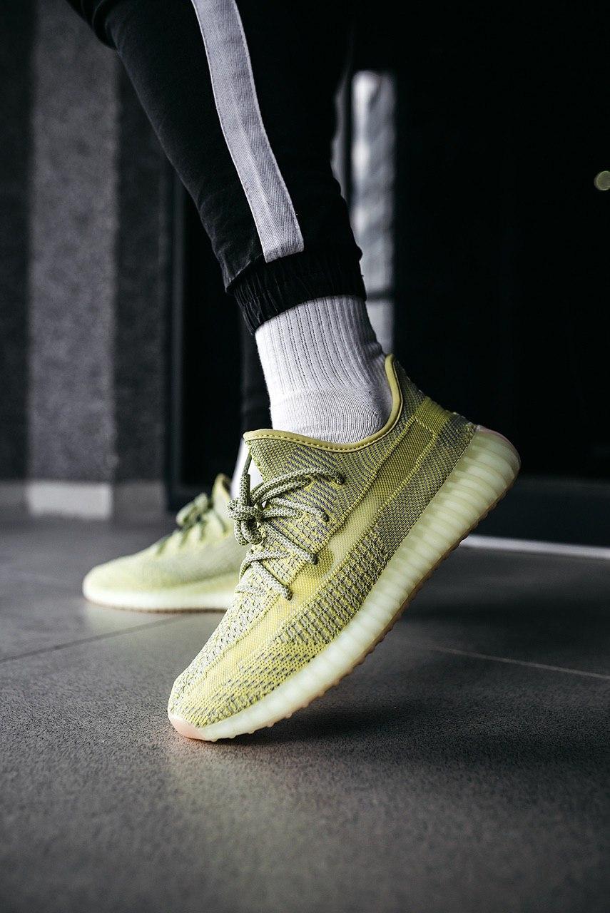 Кроссовки мужские Adidas Yeezy Boost 350 V2 Antlia Non-Reflective