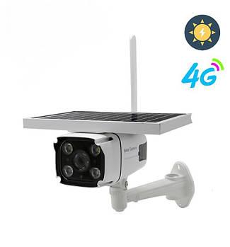4G видеокамера Hebeiros YN88-4G (2Mp, WiFi, Solar-Battery)