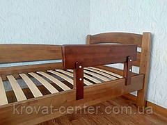 """Защитный барьер для детской кровати """"Бриз"""" (цвет на выбор) 70 см., фото 3"""