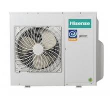 Компрессорно-конденсаторный блок HEAVY DC INVERTER + AHU Kit Hisense AUW-36U4SA3/Hi-Smart DX