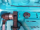 Перфоратор бочкової Grand ПЕ-2400 (2.4 Квт., 3 режиму). Ударний Перфоратор Гранд, фото 7