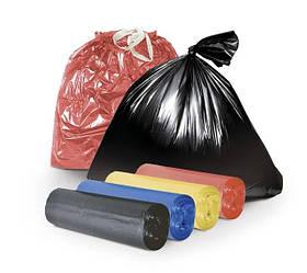 Пакеты и мешки для мусора