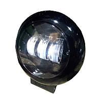 Дополнительная светодиодная LED фара BELAUTO 30 Вт 3 диода 2700 лм 6000 К BOL0310L (точечный)