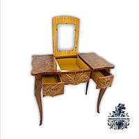 Антикварный туалетный столик дамский стол секретер сервант комод антикварная мебель антиквариат Украина Киев