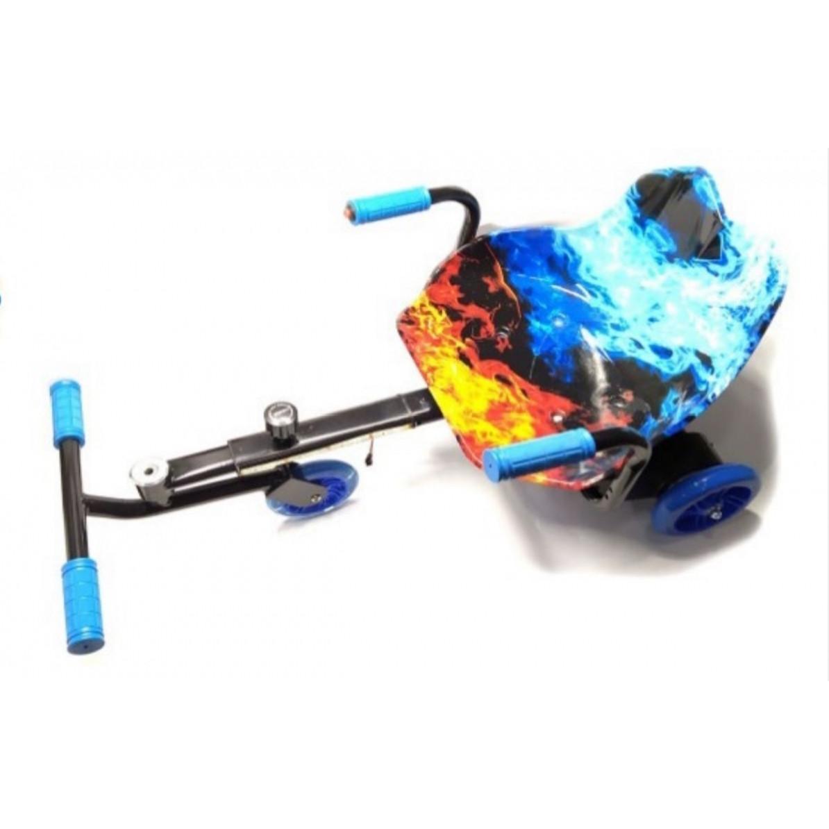 Электро-Ховеркарт Coolbaby DP-5