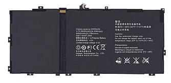 Аккумуляторная батарея для планшета Huawei HB3S1 MediaPad 10 FHD 3.7V White 6600mAh 24.4Wh