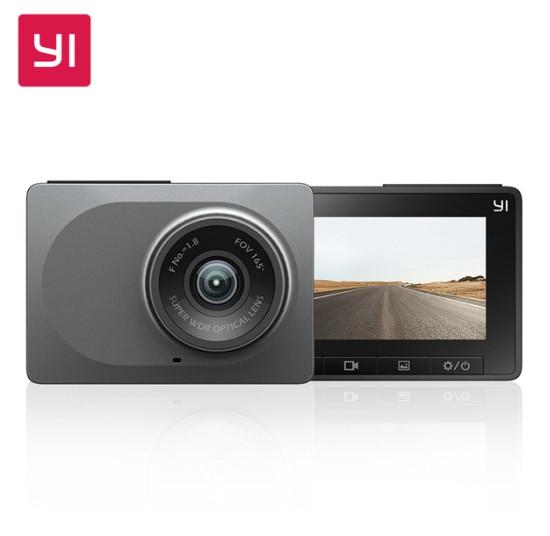 Видеорегистратор Xiaomi YI Smart Car 1080P  165° Gray