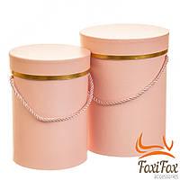 Красивые коробки для цветов и подарков Deluxe 2 шт