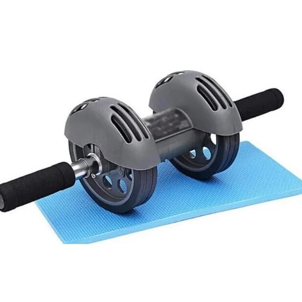 Тренажер - гімнастичний ролик з поверненням Power Stretch Rolle