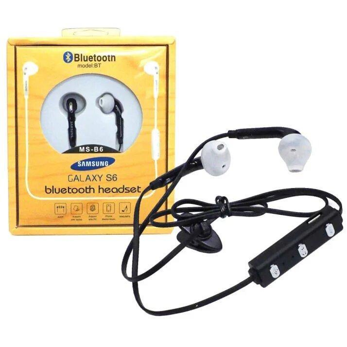 Наушники Bluetooth Samsung MS-B6