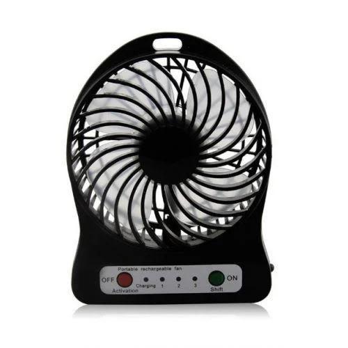 Портативный настольный мини вентилятор Mini Fan XSFS-01 Usb