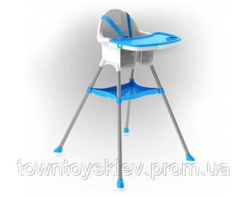 Детский стульчик для кормления 03220/1 со столиком