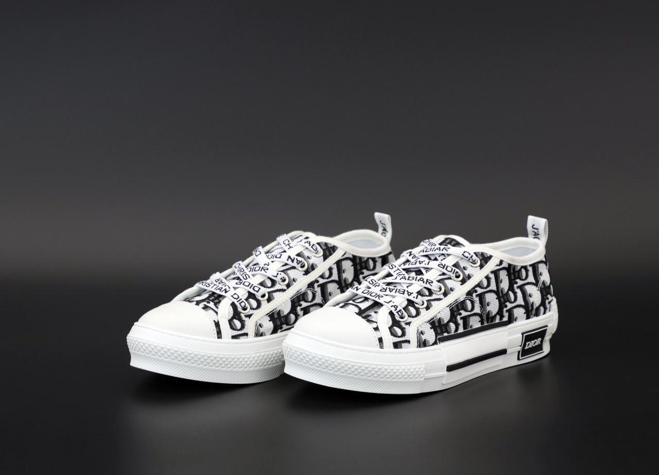 Женские кроссовки кеды Dior Sneakers