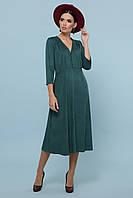 """Женское нарядное платье GLEM зеленое """"S"""" (20771.2.1)"""