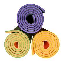 Коврик для йоги и фитнеса «Premium-12» 1800х600х12 мм, фото 3