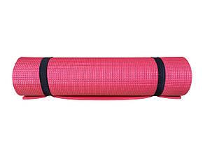 Коврик для аэробики, танцев, фитнеса, йоги «Light-6» 1800x600x6 мм, фото 3