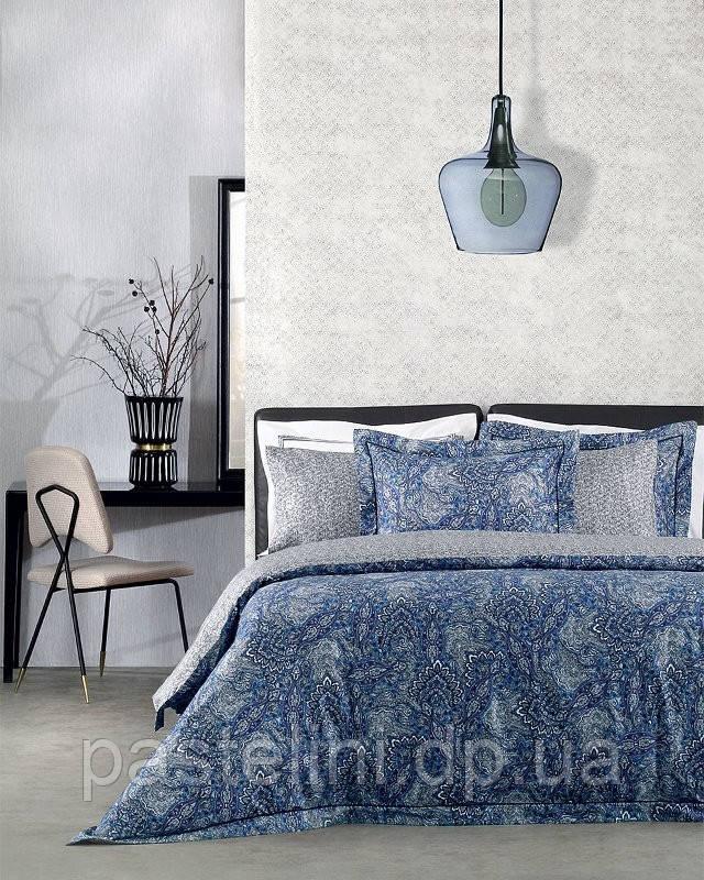 Valeron Victorine  mavi   (Валерон) постельное бельё сатин
