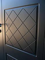 Входные двери Редфорт Верона МДФ в квартиру, фото 3