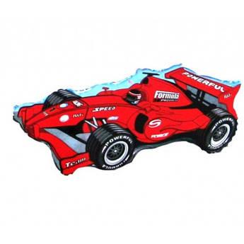 Фольгированный шар Формула 1 Гоночная машина 46 х 91 см