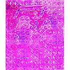 Пакет Подарочный Голографический Розовый 21 см * 18 см * 7,5 см, Упаковка для Подарков, фото 4