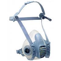 Полумаска Scott Safety Profile 2 используется с противогазовыми, противоаэрозольными и комбинированными фильтр