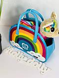 Собачка Chi Chi Love Fashion Rainbow ОРИГІНАЛ Simba 5893438 Чічі лав, фото 3