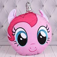 """М'яка іграшка """"Сплюшка Поні"""" рожева 00280-1"""