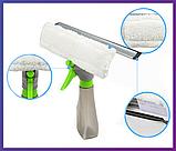Щітка для миття вікон 3 в 1 Easy Glass Spray Window Cleaner, фото 3