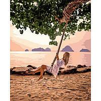 Картина по номерам Воздушный рай  ТМ Идейка 40 х 50 см КНО4716, фото 1