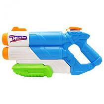 Водный пистолет Water Attack 38 см голубой JIA YU TOY YS358 ( TC140799)