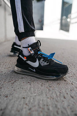 Кроссовки мужские Nike OFF-WHITE x Air Max 97'Black