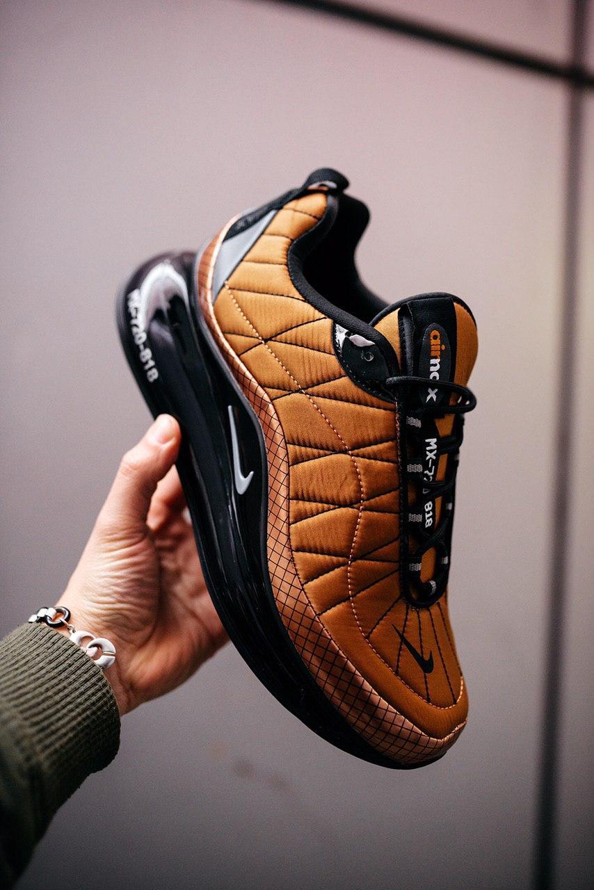 Кроссовки мужские Nike MX720 818 Metallic Copper